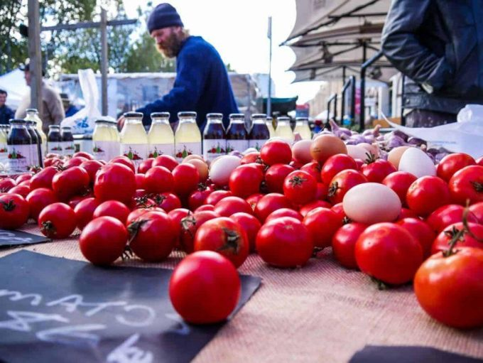 The best markets in Hobart