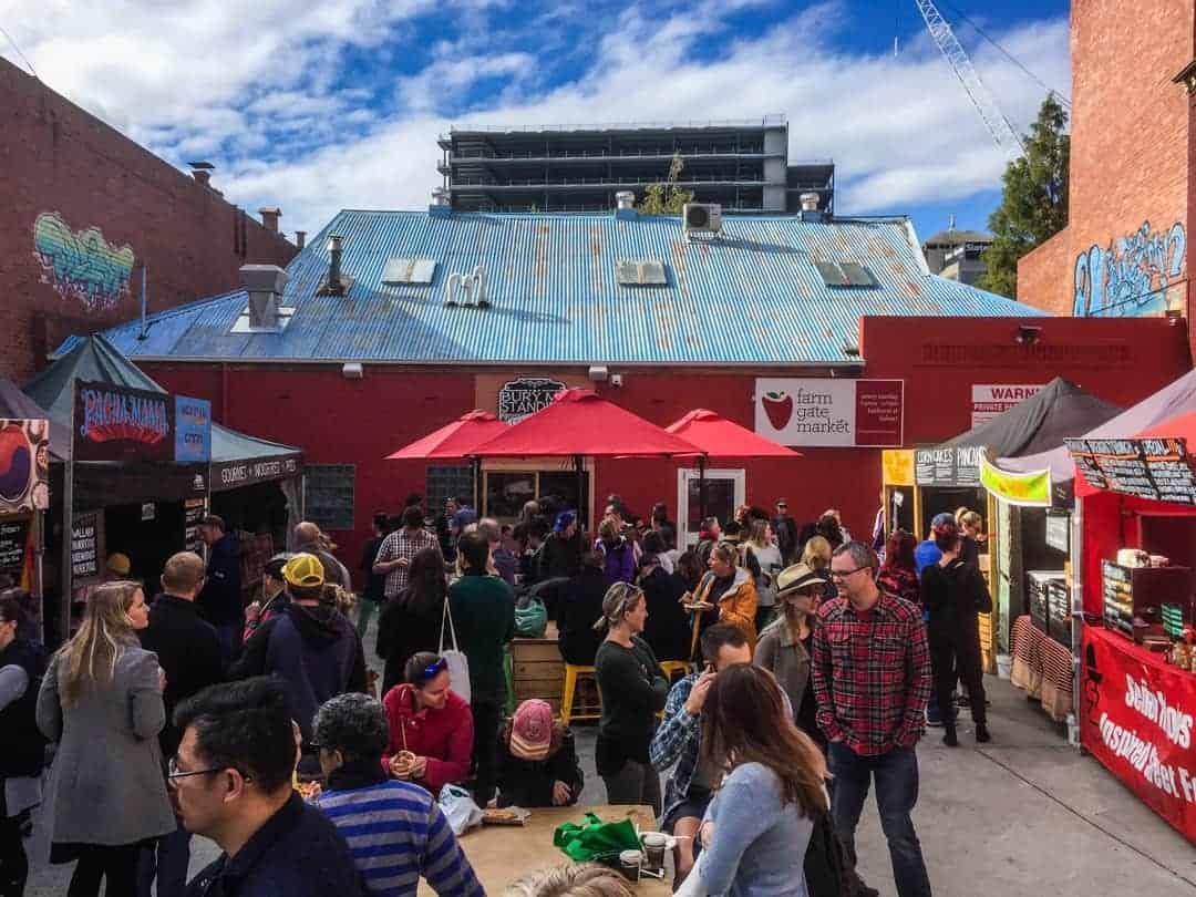 Farm Gate Markets Hobart