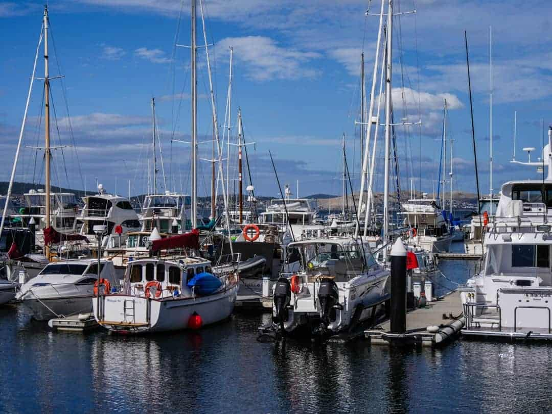 best things to see and do in Hobart Constitution Dock