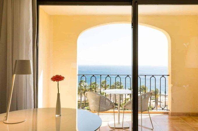 Balcony Hilton Malta
