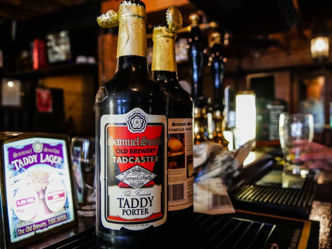 Captain Kidd Taddy Porter - Historic pub and food tours in London