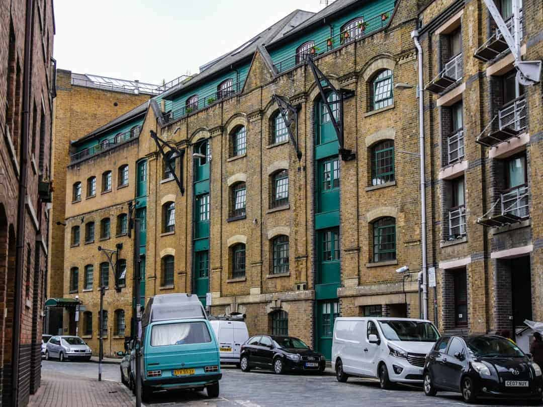The Wapping Wall