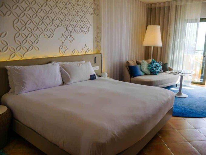 bedroom hilton malta