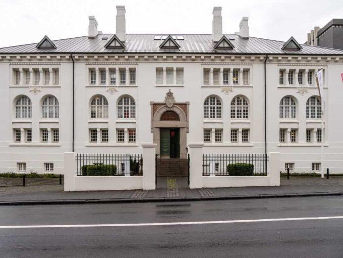 Safnahúsið Culture House Reykjavik