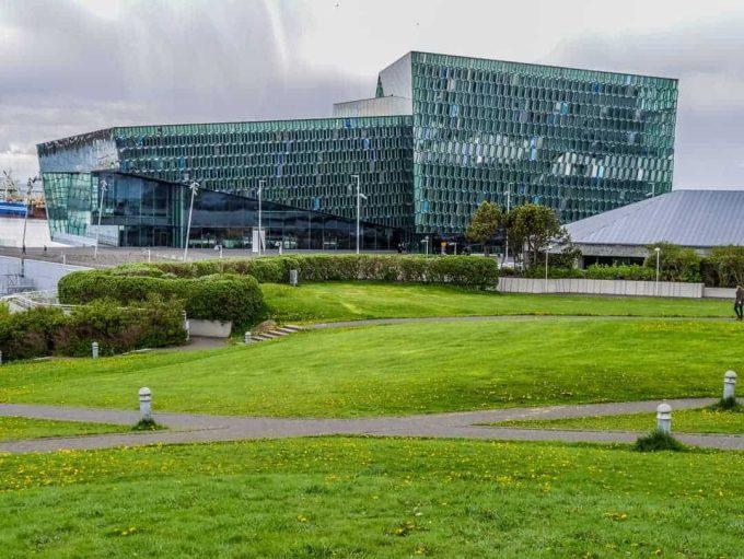 Harpa Concert and Conference Centre Reykjavik