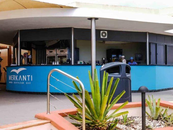 Merkanti Beach Bar Hilton Malta