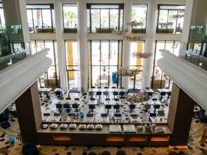 Oceana Restaurant Hilton Malta