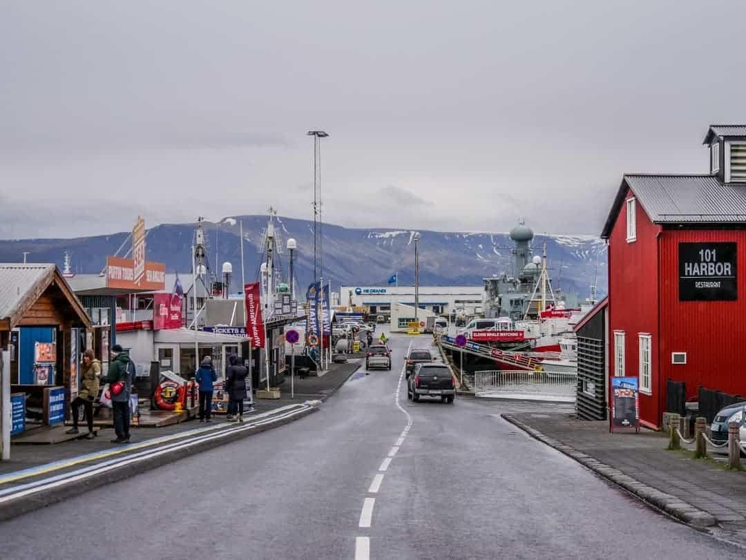 Old Harbour Reykjavik