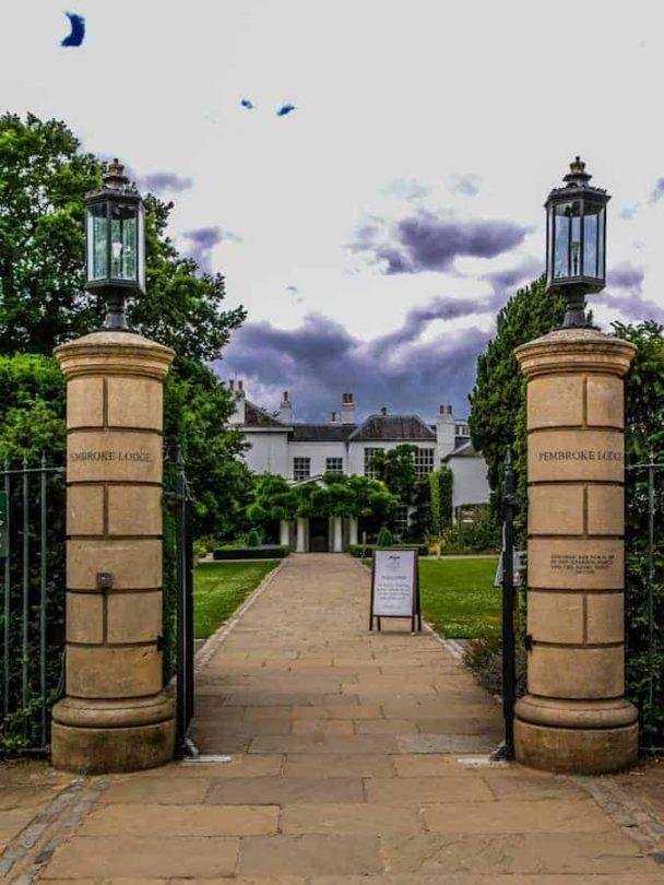 Richmond Park Pembroke Lodge