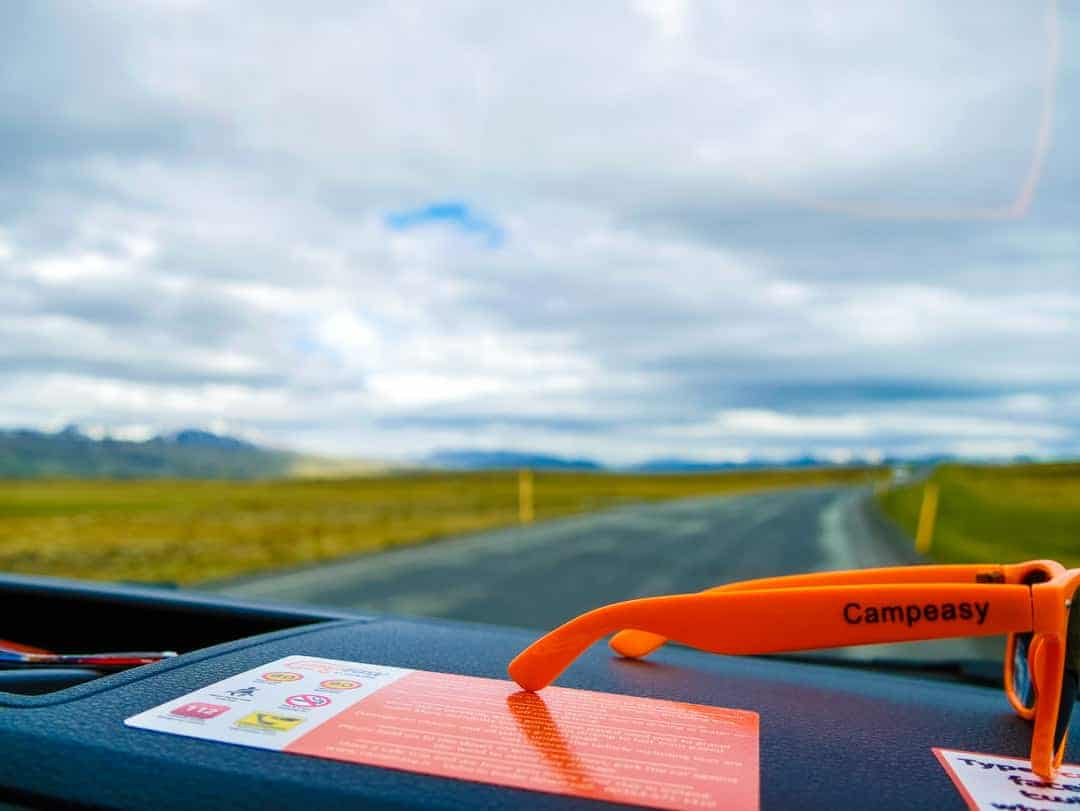 campeasy campervan sunglasses