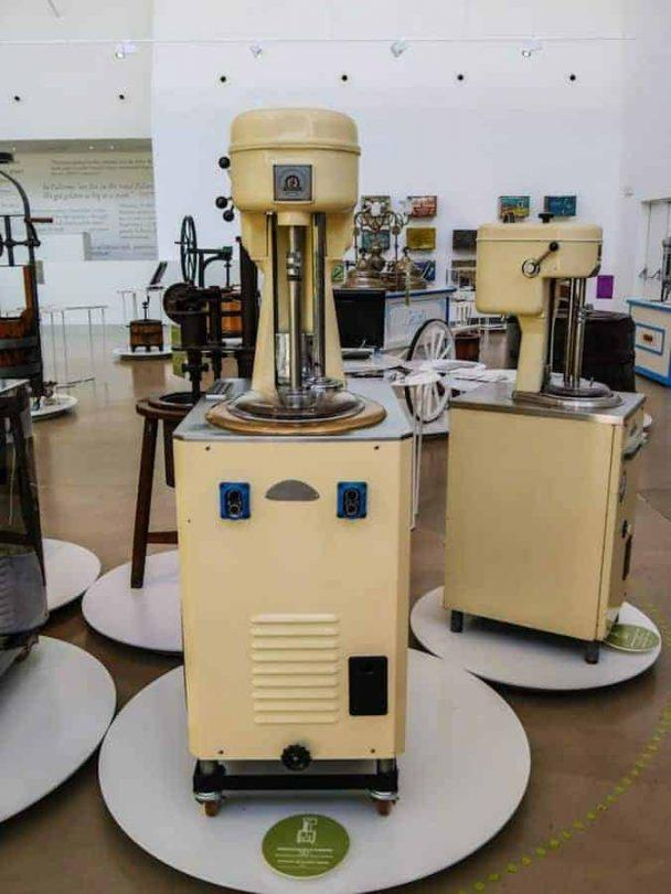 gelato mixers