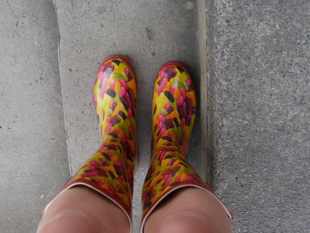 gumboots for the Whitecross