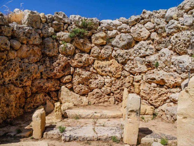 Ġgantija Temples in Xagħra