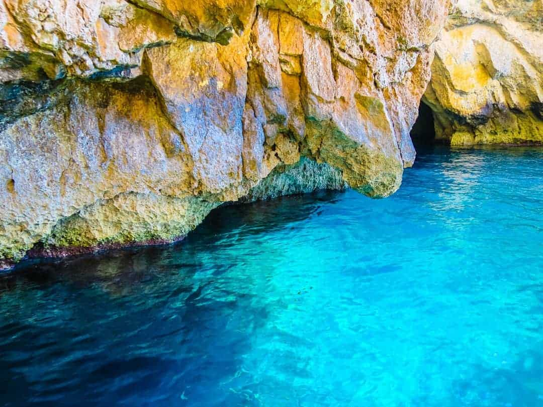 Things to see and do in Malta Blue Grotto