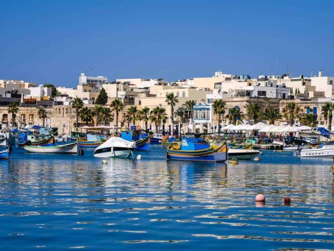 Things to see and do in Malta Marsaxlock