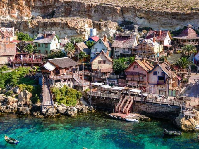 Things to see and do in Malta Popeyes village
