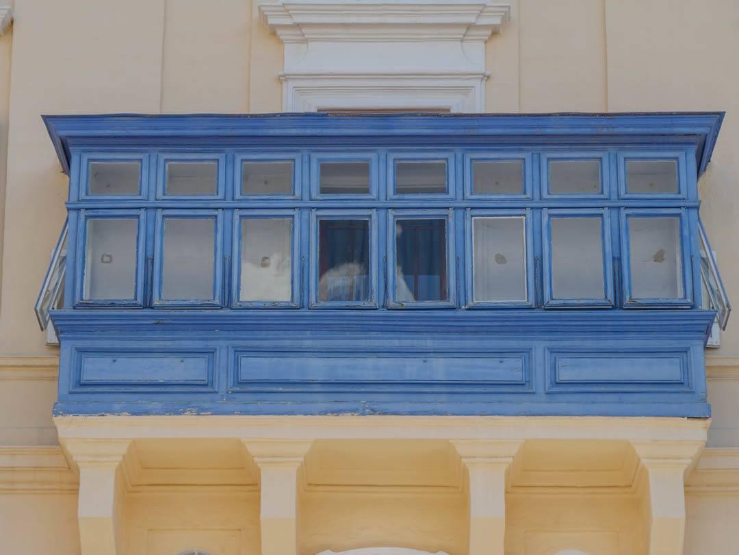 Blue galleria Valetta