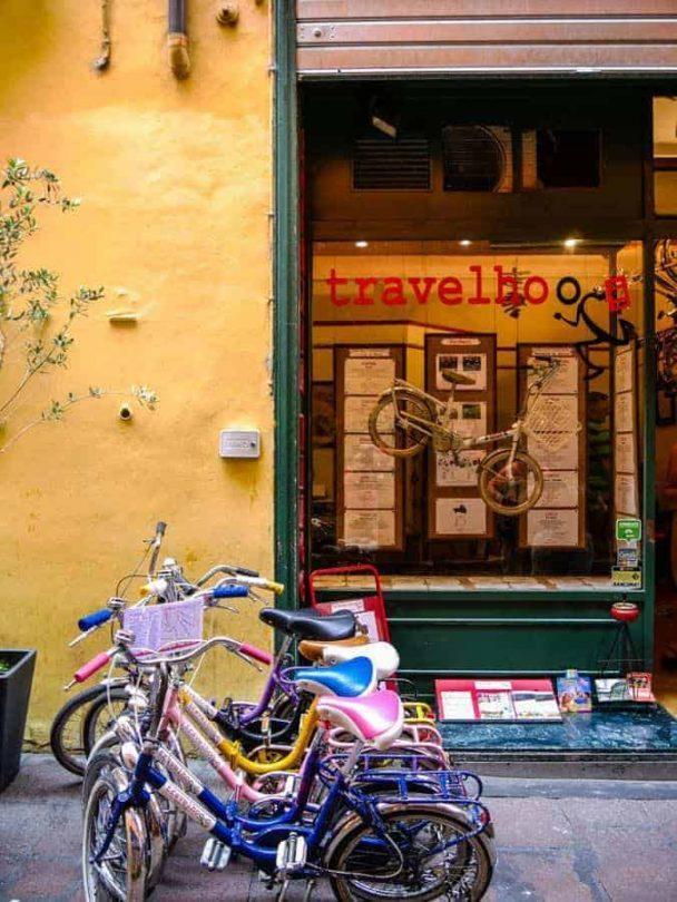 Vintage Vespa Food and Wine Tour Bologna Italy Travelhoo travel agency