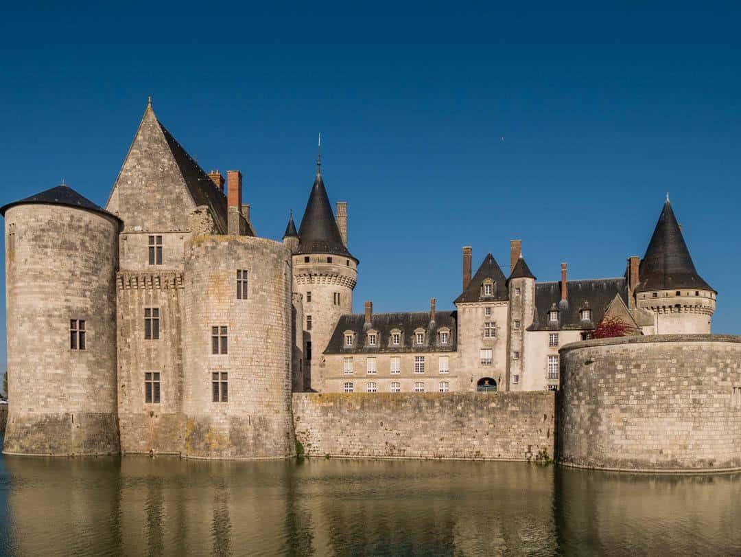 Chateau de Sully-sur-Loire