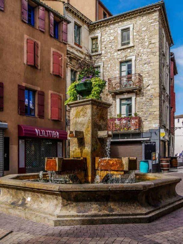 Les Quatres Fountaine