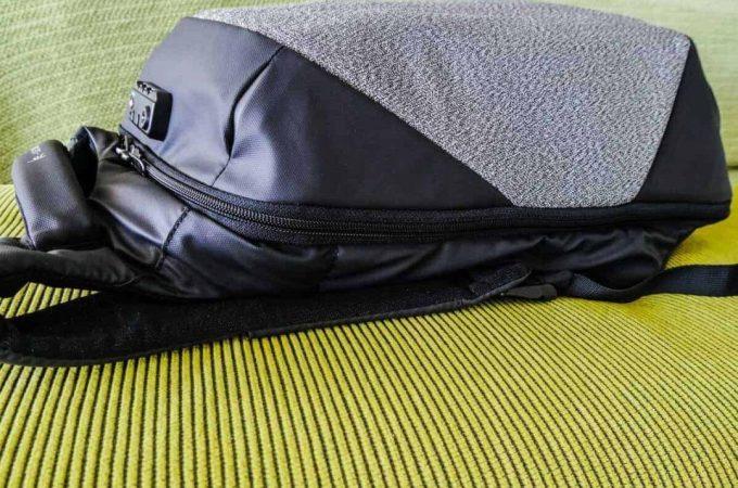 secure travel backpack
