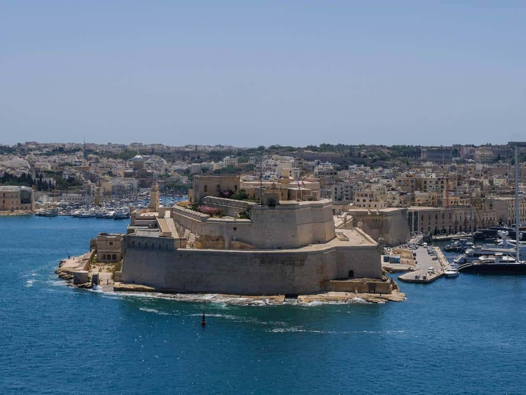 views across the harbour from Valletta - what to do in Valletta