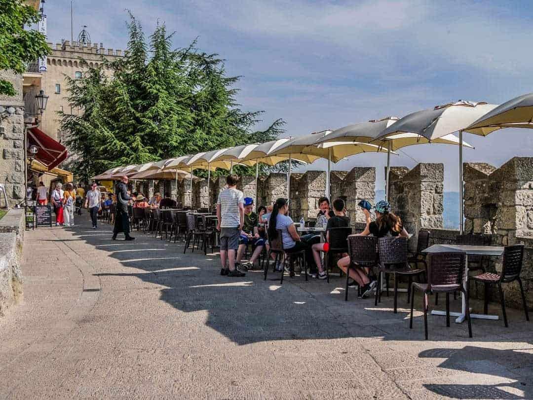 Hotel Bellavista restaurant