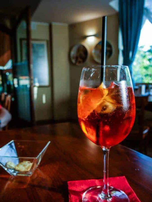 Hotel Cesare bar
