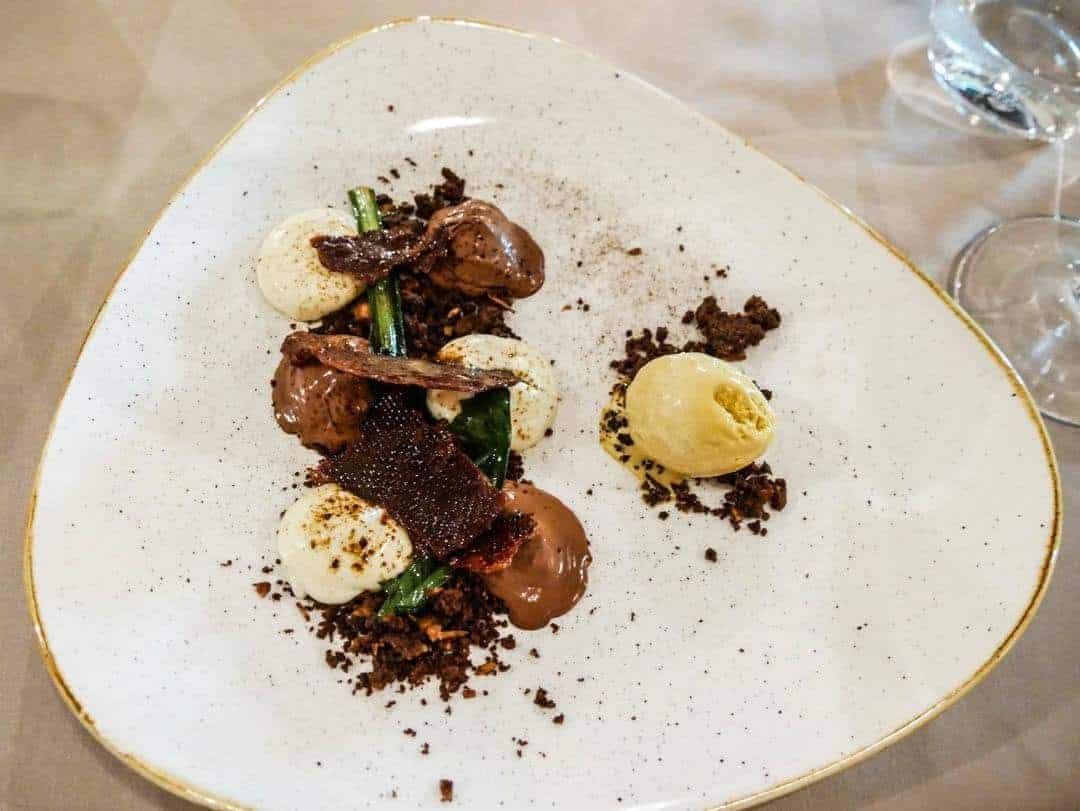 dessert - San Marino Restaurant