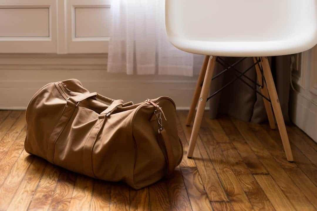 packing lists for travelling