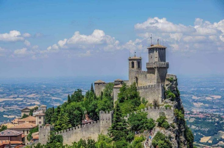 San Marino - Why one of the smallest countries in the world shows that size doesn't matter