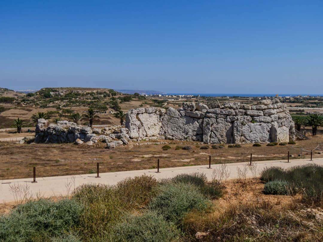 Ġgantija Temple in Xagħra