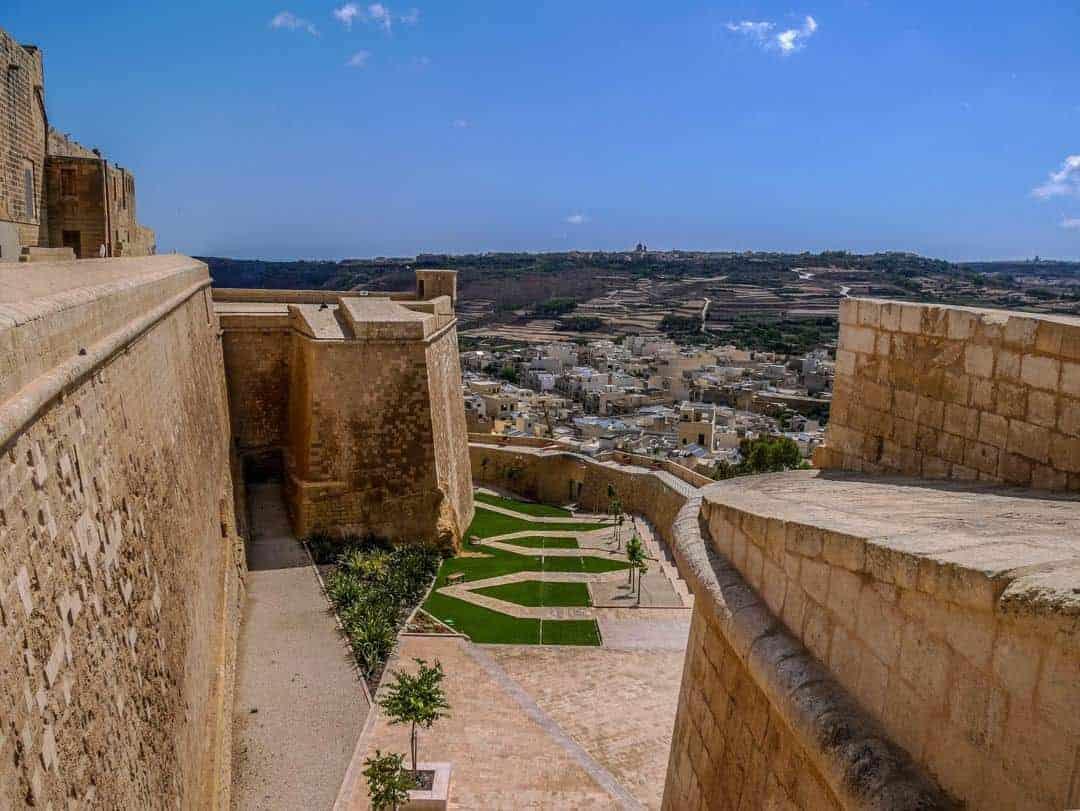 The Gozo Citadel