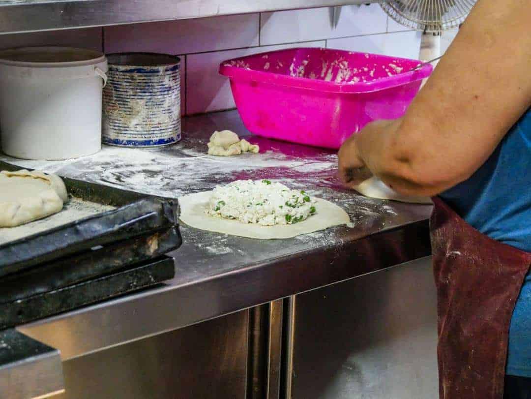 ftira making in gozo