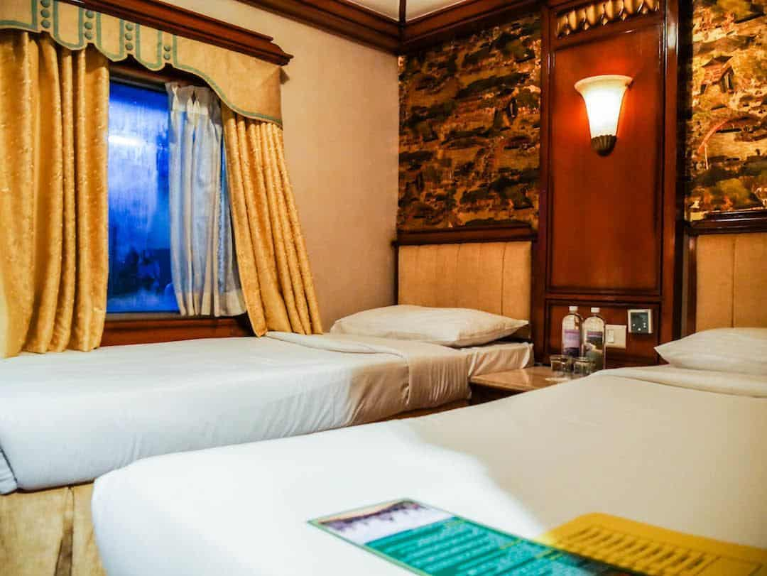 Cabin Ganga B Golden Chariot