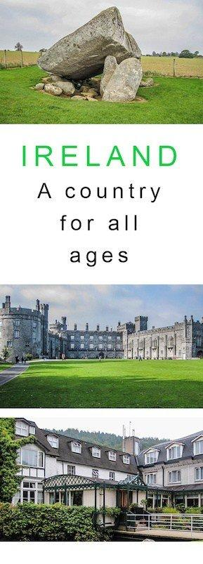 Ireland a country for all ages