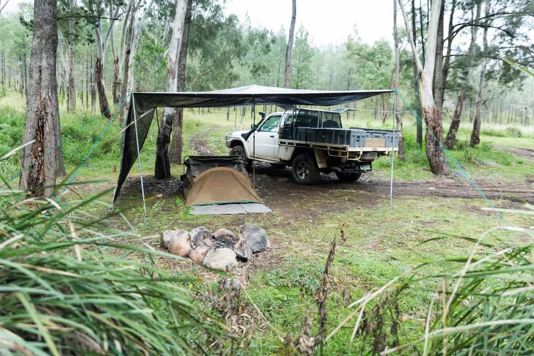 road trip by 4wd in australia