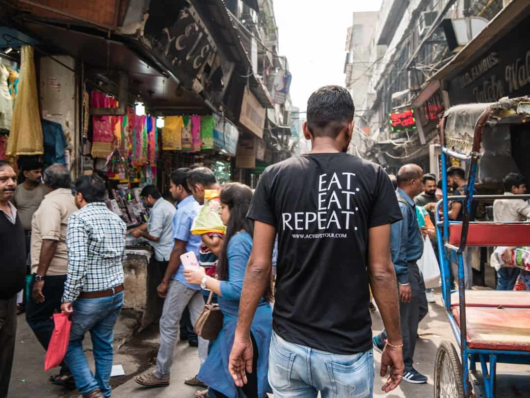 A Chefs Tour Food Tour Delhi Eat Eat Repeat
