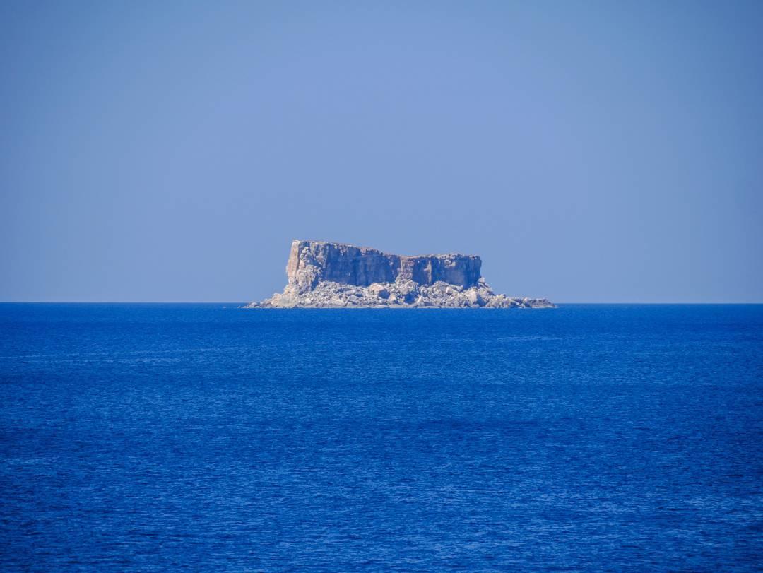 Malta-Filfla island