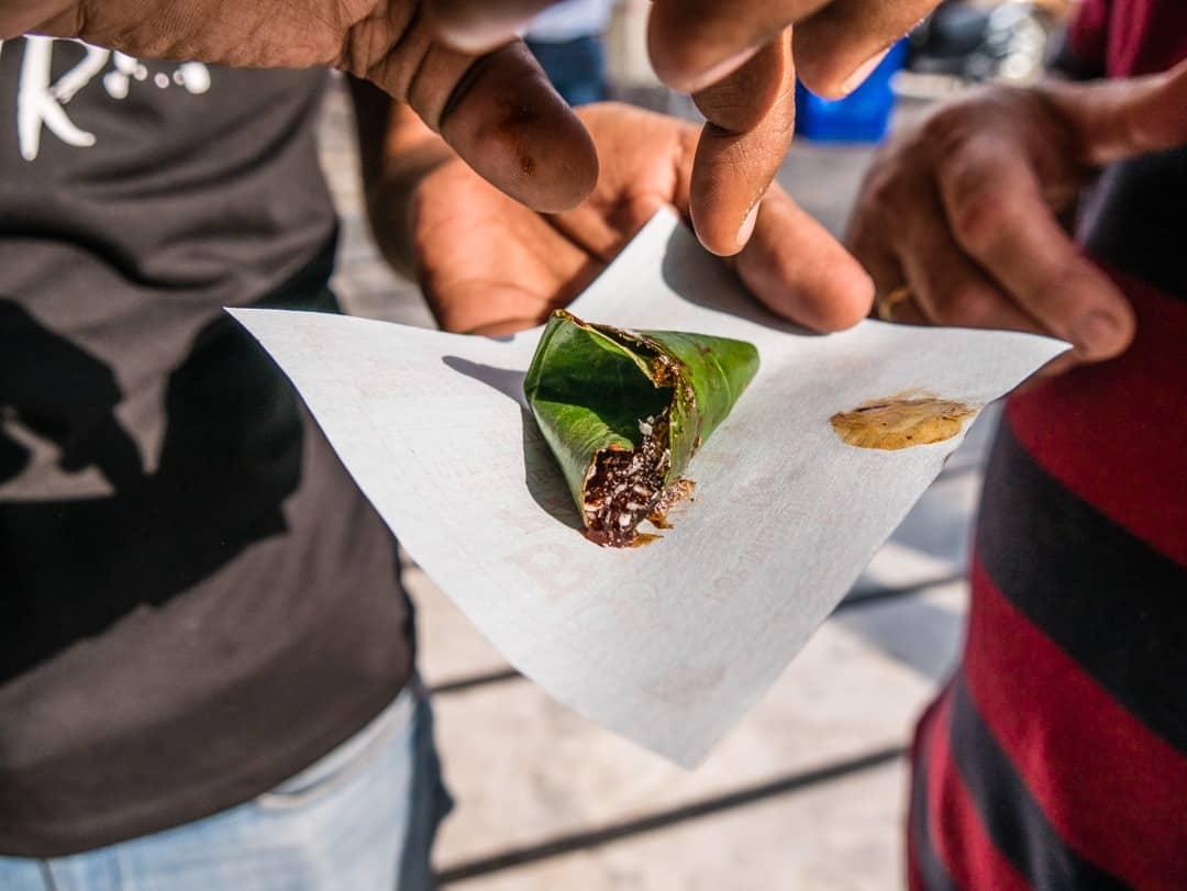 Meetha Paan sweet betel leaf Delhi