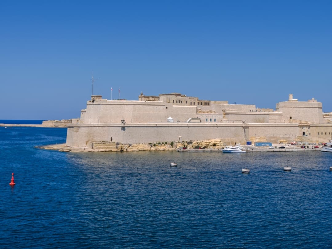 Vittoriosa St Angelo Fort