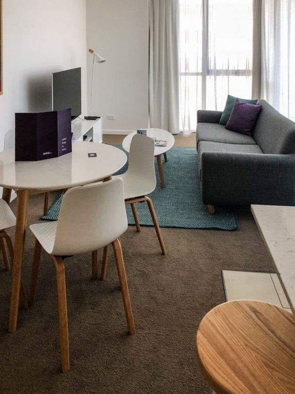 avani living room