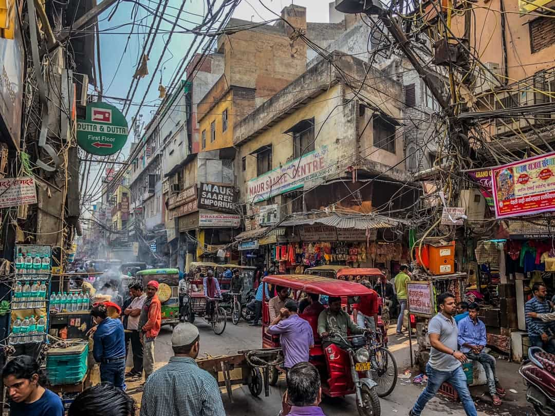 chandi chowk laneways