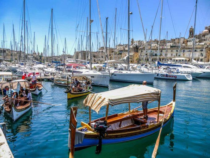 harbour malta