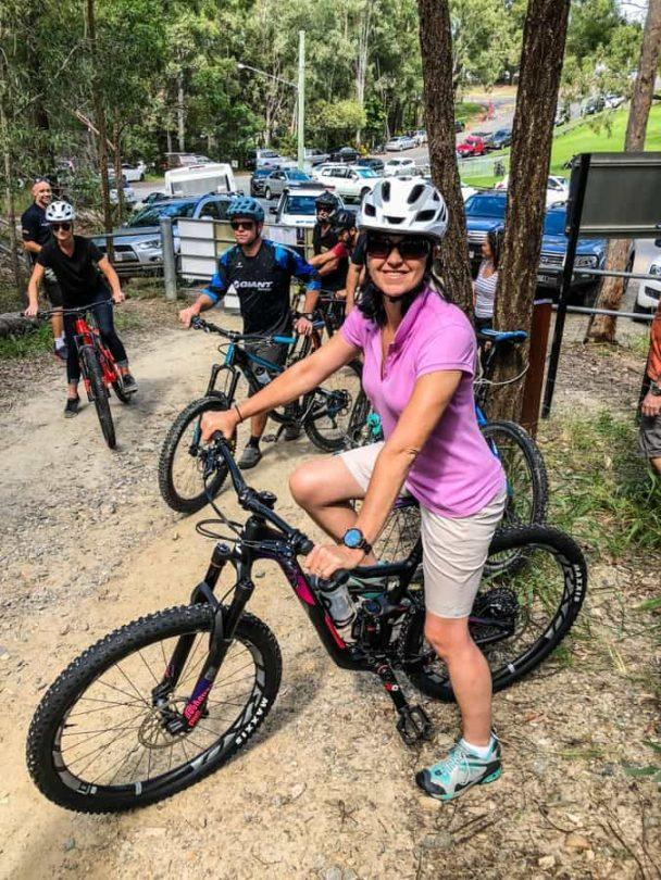 mountainbiking in nerang gold cost adventures