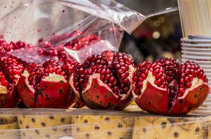 pomegranate Delhi