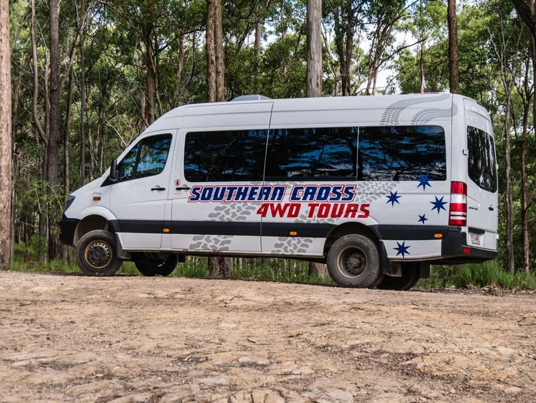 southern cross 4wd tour company