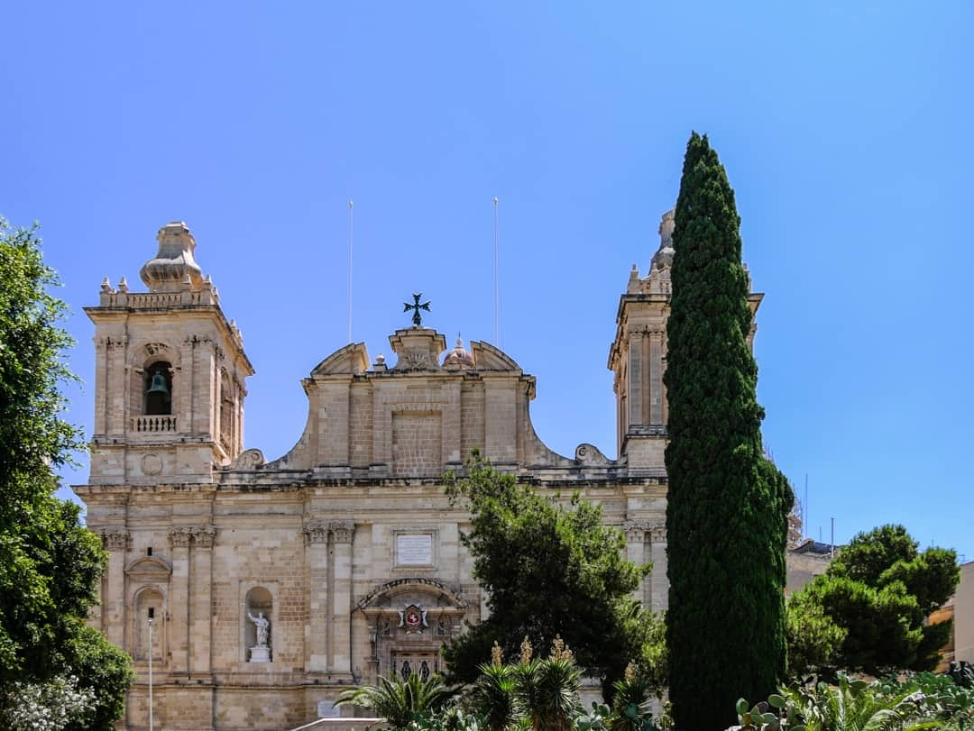 st lawrences church vittoriosa