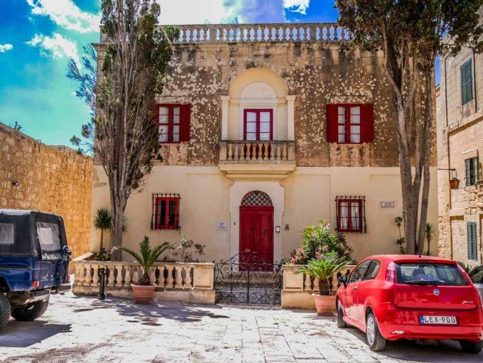 streets of Mdina Malta