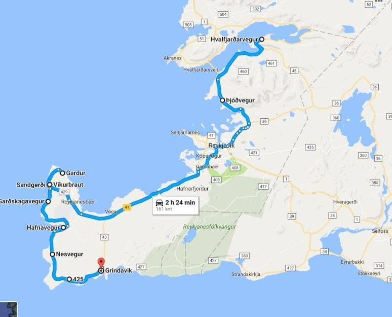 Day-8-Iceland-road-trip to grindavik